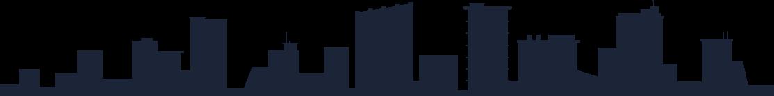 Icon of city skyline